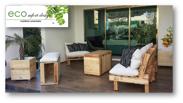 Ecomfort Design, mobiliario ecológico